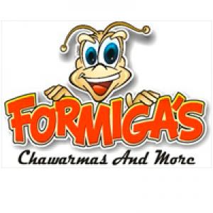 Formigas Chawarmas